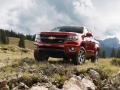 2015 Chevrolet Colorado front side