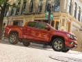 2015 Chevrolet Colorado side angle