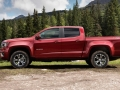 2015 Chevrolet Colorado side view