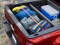 2015 Chevrolet Colorado trunk