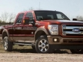 2015 Ford F-350 front side