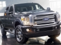 2015 Ford F-350 front view