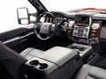 2015 Ford F-350 interior front view