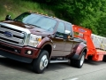 2015 Ford F-450 Towing