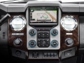 2015 Ford F-450 dash board