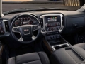2015 GMC Sierra interior front view