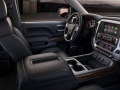 2015 GMC Sierra interior side view