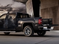 2015 GMC Sierra rear view open door