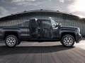 2015 GMC Sierra side open door