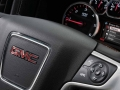2015 GMC Sierra steering wheel