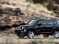 2015 Jeep Renegade black view