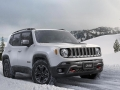 2015 Jeep Renegade snow
