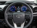 2015 Toyota Hilux steering wheel