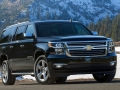 2015 Chevrolet Suburban front view
