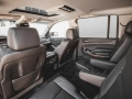 2015 Chevrolet Suburban interior back seats