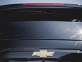 2015 Chevrolet Suburban taillight and logo