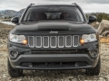 2015 Jeep Compass front view angle