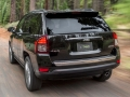 2015 Jeep Compass rear angle