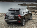 2015 Jeep Compass rear view