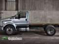 2015 Ford F-650 side
