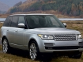 2015 Land Rover Range Rover front view