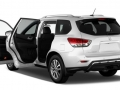 2015 Nissan Pathfinder rear open door