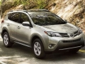 2015 Toyota RAV4 front side view