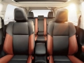 2015 Toyota RAV4 interior seats