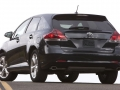 2015 Toyota Venza rear view