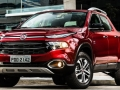2016 Fiat Toro front red