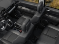 2016 Jeep Compass Inteiror aerial view