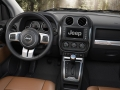 2016 Jeep Compass Interior front view