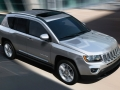 2016 Jeep Compass rear motion