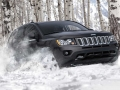 2016 Jeep Compass snow