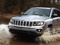 2016 Jeep Compass water