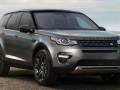 2016 Land Rover Discovery Sport Front view