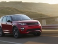 2016 Land Rover Discovery Sport front angle