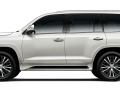 2016 Lexus LX Side View