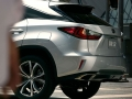 2016 Lexus RX Back end