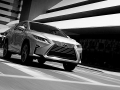 2016 Lexus RX Front view angle