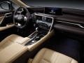 2016 Lexus RX Interior white