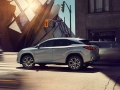 2016 Lexus RX Rear View