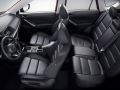 2016 Mazda CX-5 interior seats