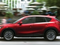 2016 Mazda CX-5 side view