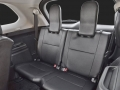 2016 Mitsubishi Outlander Back seats