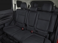 2016 Mitsubishi Outlander Interior Back Seats