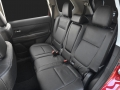 2016 Mitsubishi Outlander Interior Back seats side view
