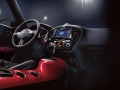 2016 Nissan Juke Interior lower view