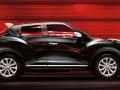 2016 Nissan Juke Side view