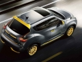 2016 Nissan Juke Upper view